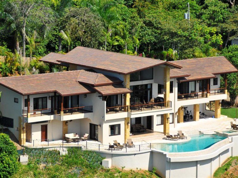 Casa big sur fractional ownership luxury home costa for Big houses in the world